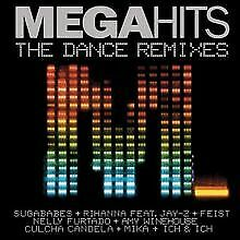 Megahits-the Dance Remixes von Various | CD | Zustand sehr gut