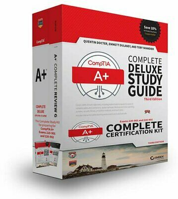Comptia A+ Complete Certification Kit: Exams 220-901 and 220-902, Docter..