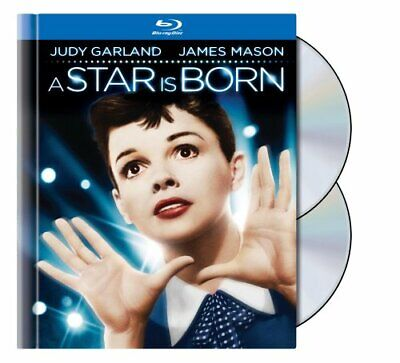 A Star Is Born Null Blu-ray Book Packaging Judy Garland NR Blu-ray discs 2 NEW