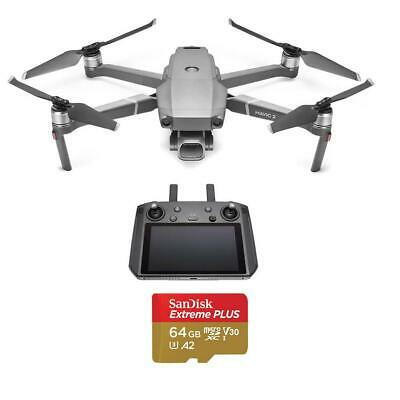 DJI Mavic 2 Pro Drone with Smart Controller #CP.MA.00000021.01 A