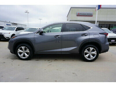 2017 NX NX Turbo Nebula Gray Pearl Lexus NX with 39,619 Miles available now!