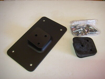Lay Down licence Plate holder Harley-Davidson 3 bolt Rear Fender fixing 905252