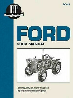 Ford MDLS 1100 1110 1200 1210+,
