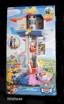 Paw Patrol Life Size Look Out Tower Hauptquartier Spin Master NEU/OVP