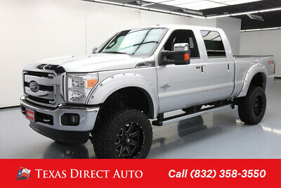 2016 Ford F-250 Lariat 4dr Crew Cab 4WD Texas Direct Auto 2016 Lariat 4dr Crew Cab 4WD Used Turbo 6.7L V8 32V Automatic