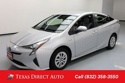 2017 Toyota Prius Two 4dr Hatchback Texas Direct Auto 2017 Two 4dr Hatchback Used 1.8L I4 16V Automatic FWD