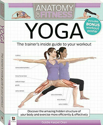 Anatomy of Fitness Yoga ~ Goldie Oren PB