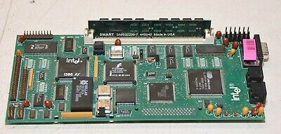 Intel i386 EX Pos Terminal Development Board Evaluation Platform