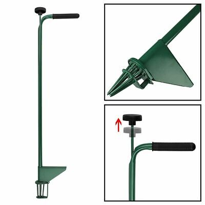 Steel Weed Puller Claw Easy Weeder Root Remover Killer Grabber Long Handled Tool