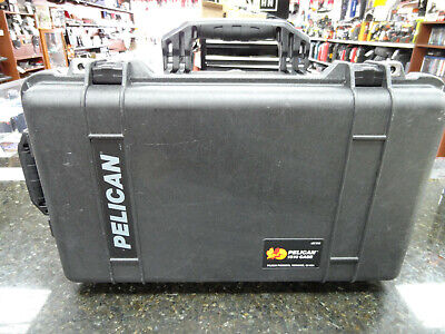 Pelican 1510 Carry-On Case with Foam Lid and  Dividers - Watertight and wheels -