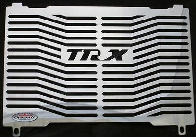 Yamaha TRX850 (95-99) Stainless Steel Beowulf Radiator Rad Protector Cover Guard