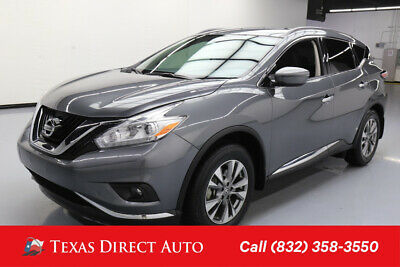 2016 Nissan Murano SV Texas Direct Auto 2016 SV Used 3.5L V6 24V Automatic FWD SUV