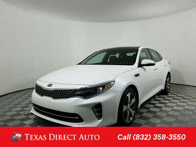 2016 KIA Optima SX Turbo Texas Direct Auto 2016 SX Turbo Used Turbo 2L I4 16V Automatic FWD Sedan Premium