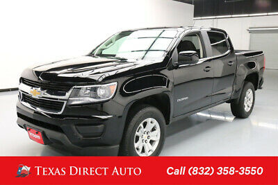 2018 Chevrolet Colorado 2WD LT Texas Direct Auto 2018 2WD LT Used 3.6L V6 24V Automatic RWD Pickup Truck