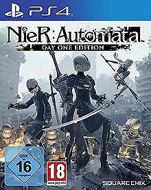 NieR Automata - Day One Edition - [PlayStation 4] v... | Game | Zustand sehr gut