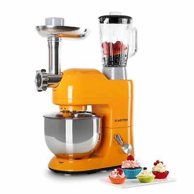 [Occasion] Robot Menager Multifonction Mixeur Blender Hachoir 6 Vitesses Orange