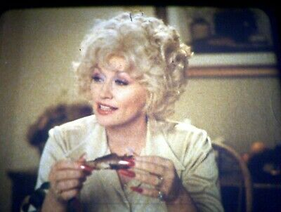 NINE TO FIVE   16mm FEATURE  DOLLY PARTON   LPP