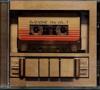 GUARDIANS OF THE GALAXY - Awesome Mix Vol.1 - CD Album *Original Soundtrack*