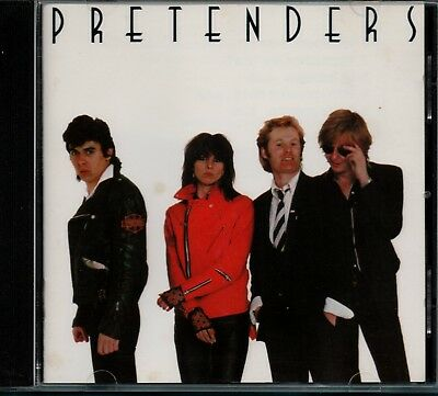 PRETENDERS - Pretenders - CD Album *Brass In Pocket, Stop Your Sobbing, Kid*