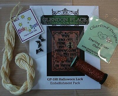 10% Off Embellishment Pack for Glendon Place design - Halloween Luck