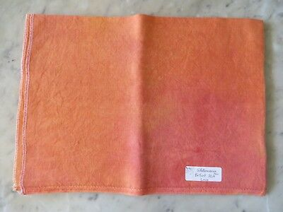10/% Off Silkweaver 32 count Over-dyed Wexford Linen Spiced Nutmeg