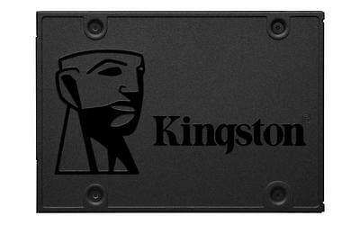 Kingston A400 480GB 2.5 SSD Solid State Drive 480GB Capacity 2.5 Form Factor