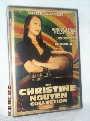 The Christine Nguyen Collection (DVD, 2005) NEW Christine Nguyen Michelle Bauer