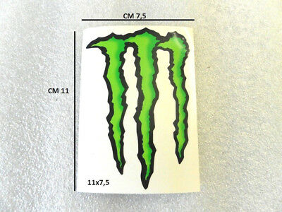 Adesivo Monster Energy  stickers
