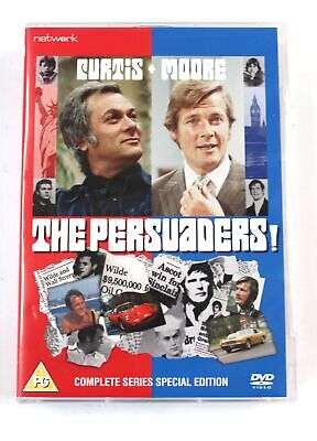 THE PERSUADERS! - The Complete Series Special Edition - DVD BOX SET - S55