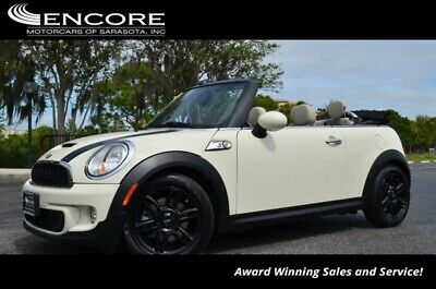 2014 Cooper S W/Cold Weather Package 2014 Cooper S Convertible Convertible 35,639 Miles With warranty-Trades,Financin