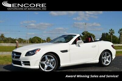 2016 SLK-Class 2dr Roadster SLK 300 W/P2 and Sport Packages 2016 SLK Convertible 13,614 Miles With warranty-Trades,Financing & Shipping