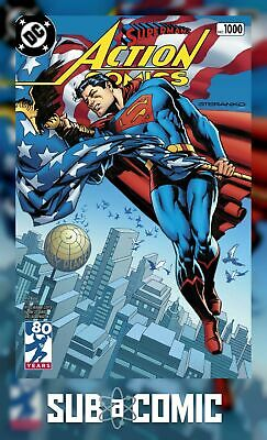 ACTION COMICS #1000 1970S VARIANT (DC 2018 1st Print) COMIC