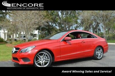 2014 E-Class 2dr Coupe E 350 RWD W/Premium 1 and Sport Packages 2014 E-Class Coupe 27,033 Miles With warranty-Trades,Financing & Shipping