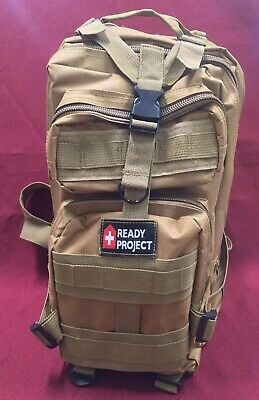 Ready Project Survival Kit Backpack