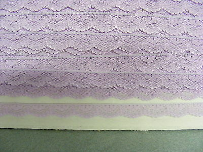 Flat Lace Lilac 33 meters (1302)