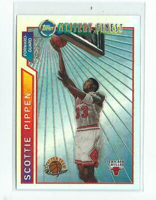1996-97 Topps Basketball Super Team NBA Finals Refractor Singles - You Choose