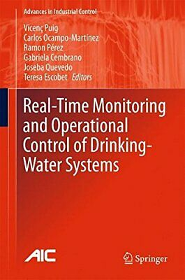 Real-time Monitoring and Operational Control of, Puig, Ocampo-Martinez, Pere..