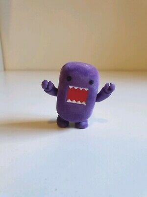 Domo Kun Qee Toy Figure