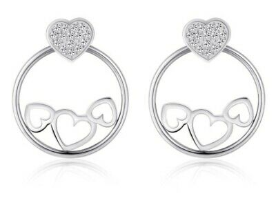 Ohrringe S'AGAPO' by BROSWAY MAD LOVE collection - SMV21 Silver