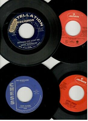 20 original USA NORTHERN SOUL 45s job lot no fillers all named some rare