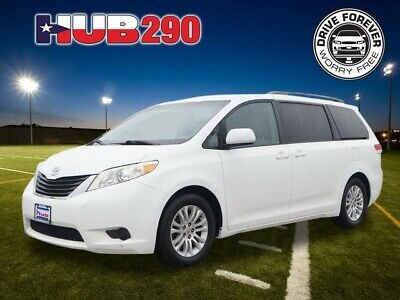 2011 Sienna -- 2011 Toyota Sienna, Super White with 158,891 Miles available now!