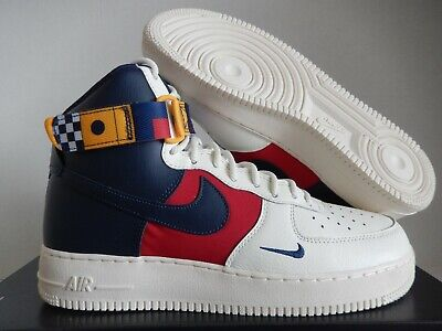 hot sale online 0ffdb 6f650 Nike Air Force 1 High 07 Lv8 Mid Navy Blue
