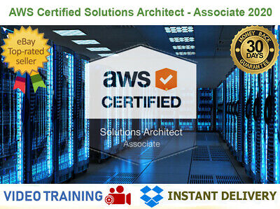 AWS Certified Solutions Architect | Associate 2019 | PRO Video Training Tutorial