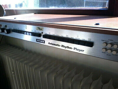 HOHNER Automatic-Rhythm-Player analoge Beat-Drum-Groove-Box 70er TOP Zustand