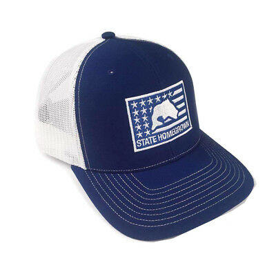 62f5be1ef0cb5f STATE HOMEGROWN APPALACHIAN Trail Embroidered Mesh Trucker Hat ...