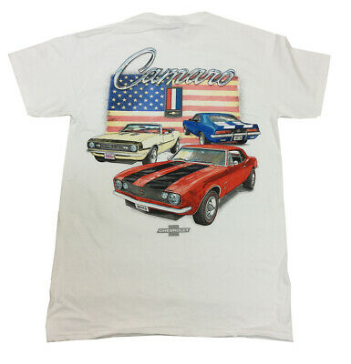 Joe Blow Camaro Service Station Adult Short Sleeve T-Shirt