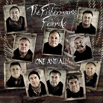 Fishermans Friends One And All Cd Folk 2013 New