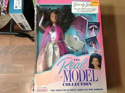 Beverly Johnson-The Real Model Collection-Black-1989