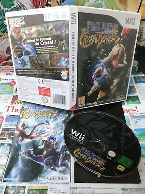 Nintendo Wii:Final Fantasy Crystal Chronicles - The Crystal Bearers [TOP] Fr