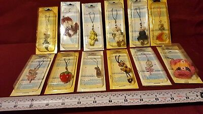 12-pack Cute Sell vintage Keychains 1978 In Original Packages